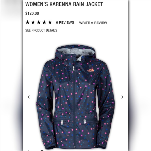 4f1a5622a The North Face Jackets & Coats | Karenna Hyvent 25l Rain Jacket ...
